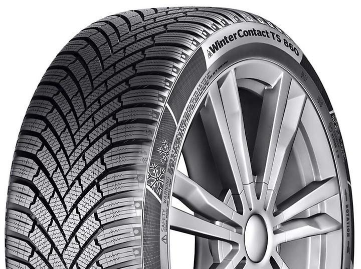 WinterContact  TS860 205/55R16 91H gumiabroncs