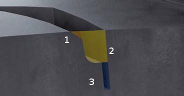 Bravuris 3 HM mintablokk kialakítása